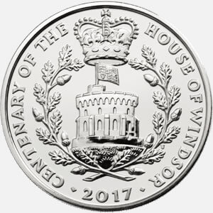 The House of Windsor Coin