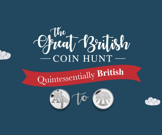 Great British Coin Hunt
