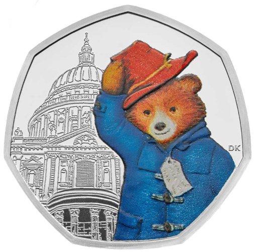 Paddington St Pauls Cathedral 50p