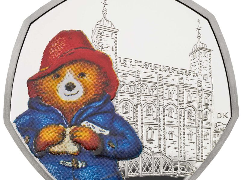 Paddington at the Tower 50p