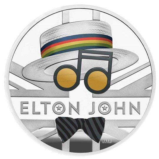Elton John Coins
