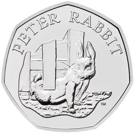 2020 peter rabbit 50p