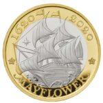 Mayflower Coin 2020