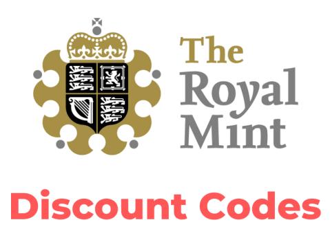 royal mint discount codes