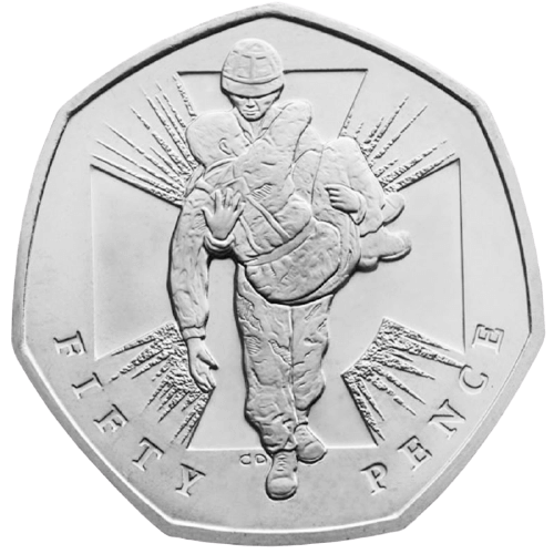 Victoria Cross Heroic Acts 50p