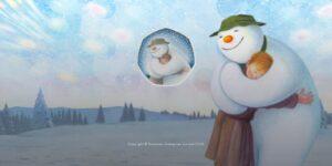 Snowman 50p