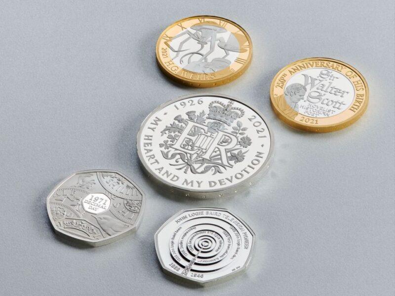 2021 Annual Coin Sets