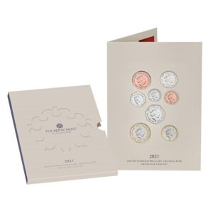 2021 Brilliant Uncirculated Definitive Coin Set
