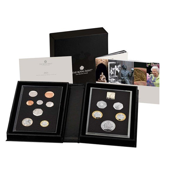 2021 Proof Coin Set