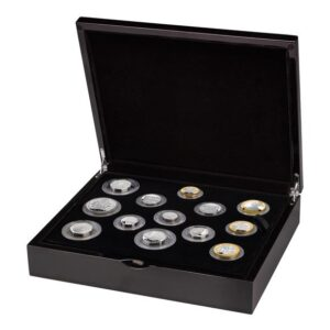 2021 Silver Proof Coin Set