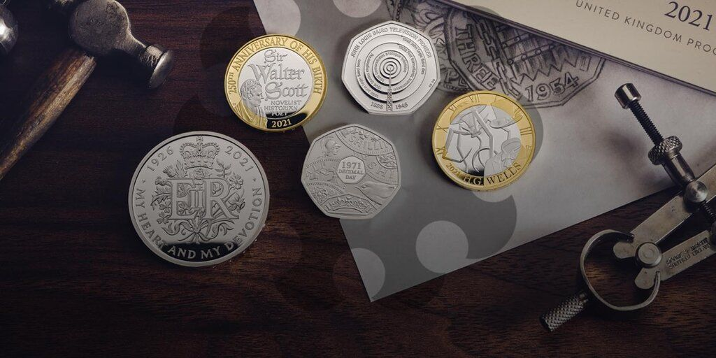 2021 Annual Coin Sets