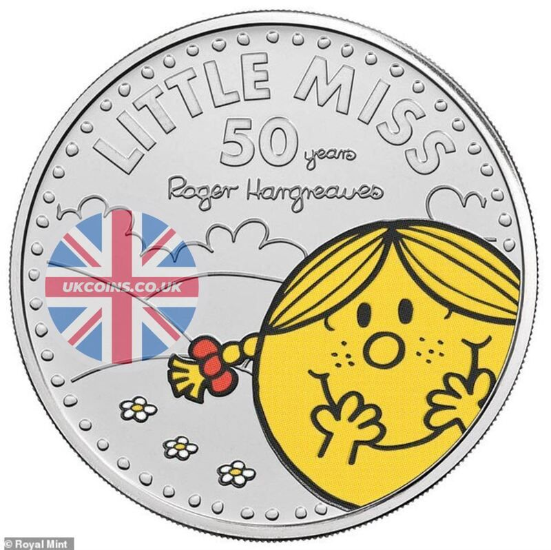 Little Miss Coin