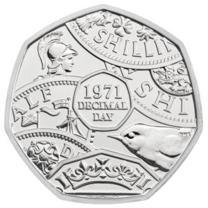 Decimal Day Coin