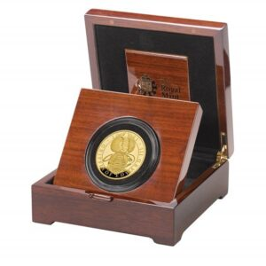 Five-Ounce Gold Proof