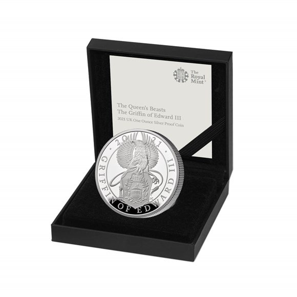 One Ounce Silver Proof