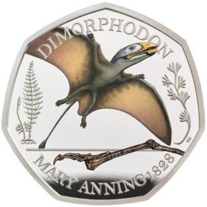 Dimorphodon 50p