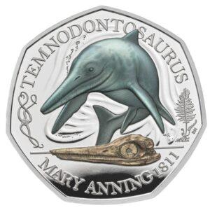 Temnodontosaurus 50p