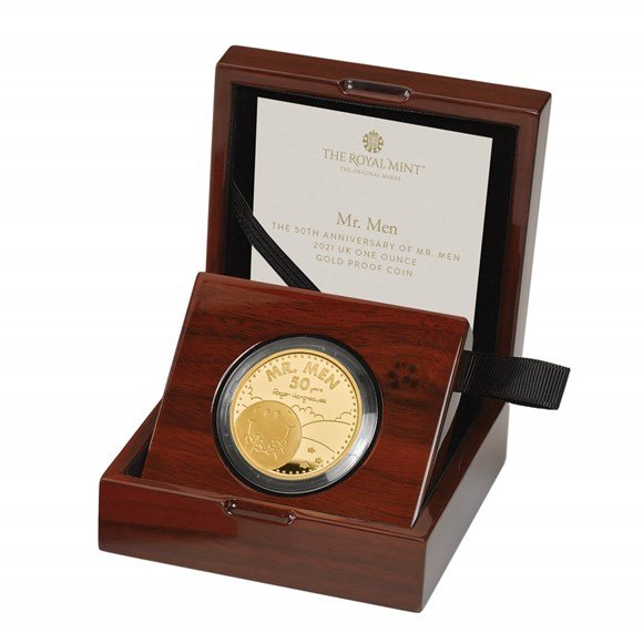 the 50th anniversary of mr men 2021 uk one ounce gold proof coin coin 1 in case left uk21m1gp 1500x1500 f3a2c67
