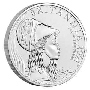 Britannia 2021 UK Premium Exclusive One-Ounce Brilliant Uncirculated Coin
