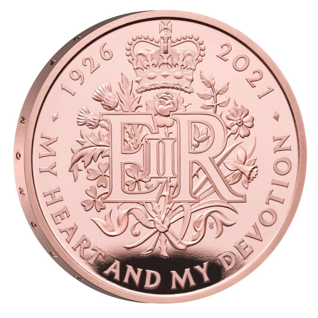£5 Gold Proof Coin