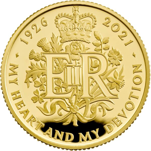 Gold Proof Quarter Ounce Coin