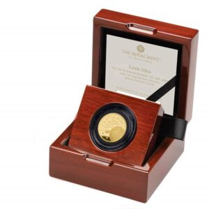Little Miss Sunshine Quarter-Ounce Gold Proof Coin