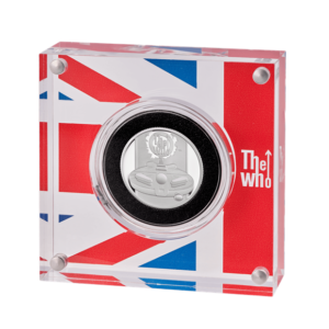 The Who Half Ounce Silver Proof Coin