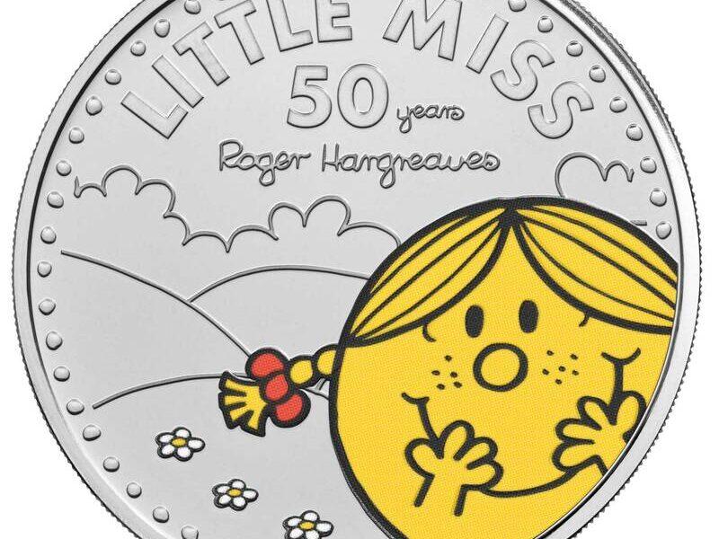 Little Miss Sunshine Coins