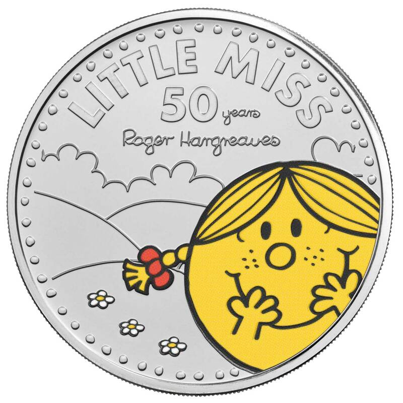 Little Miss Sunshine Coins