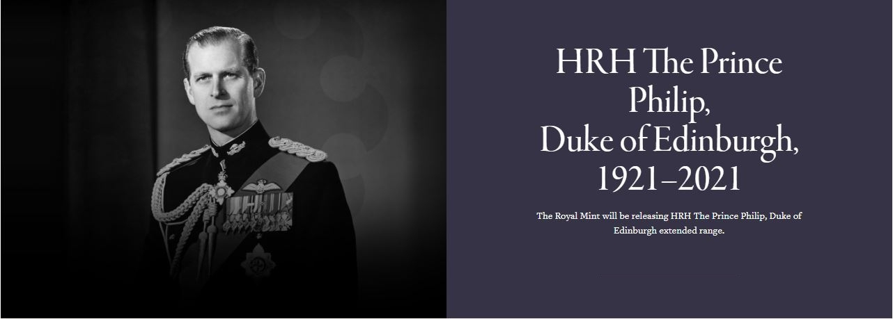 Duke of Edinburgh Coins