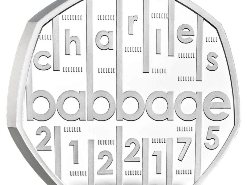 Babbage 50p