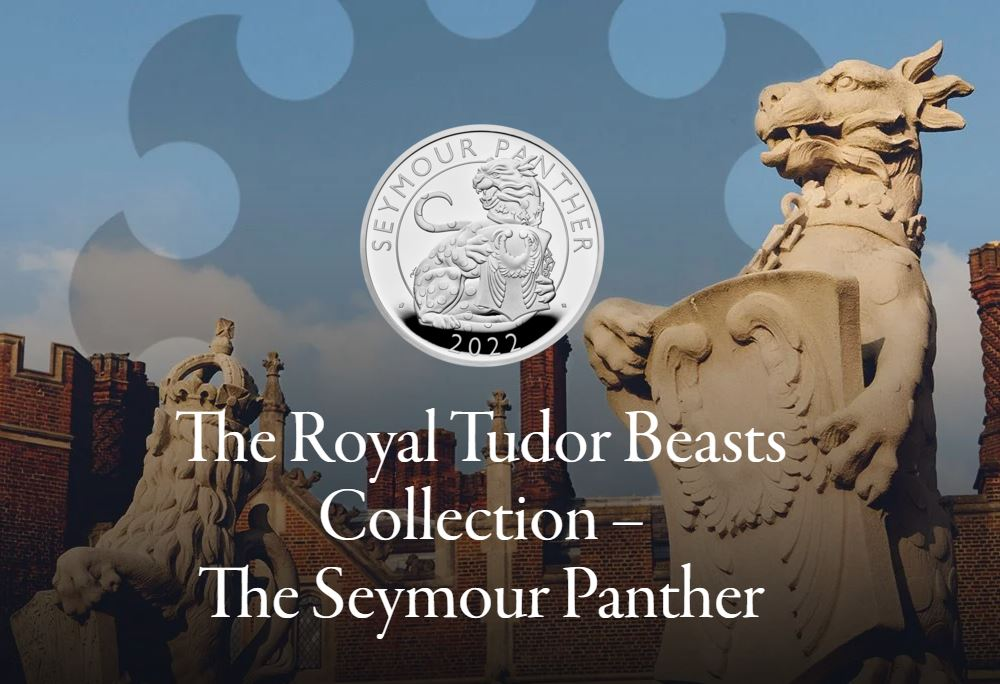 The Royal Tudor Beasts Collection – The Seymour Panther