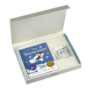 2021 The Snowman Coin and Book Gift Set