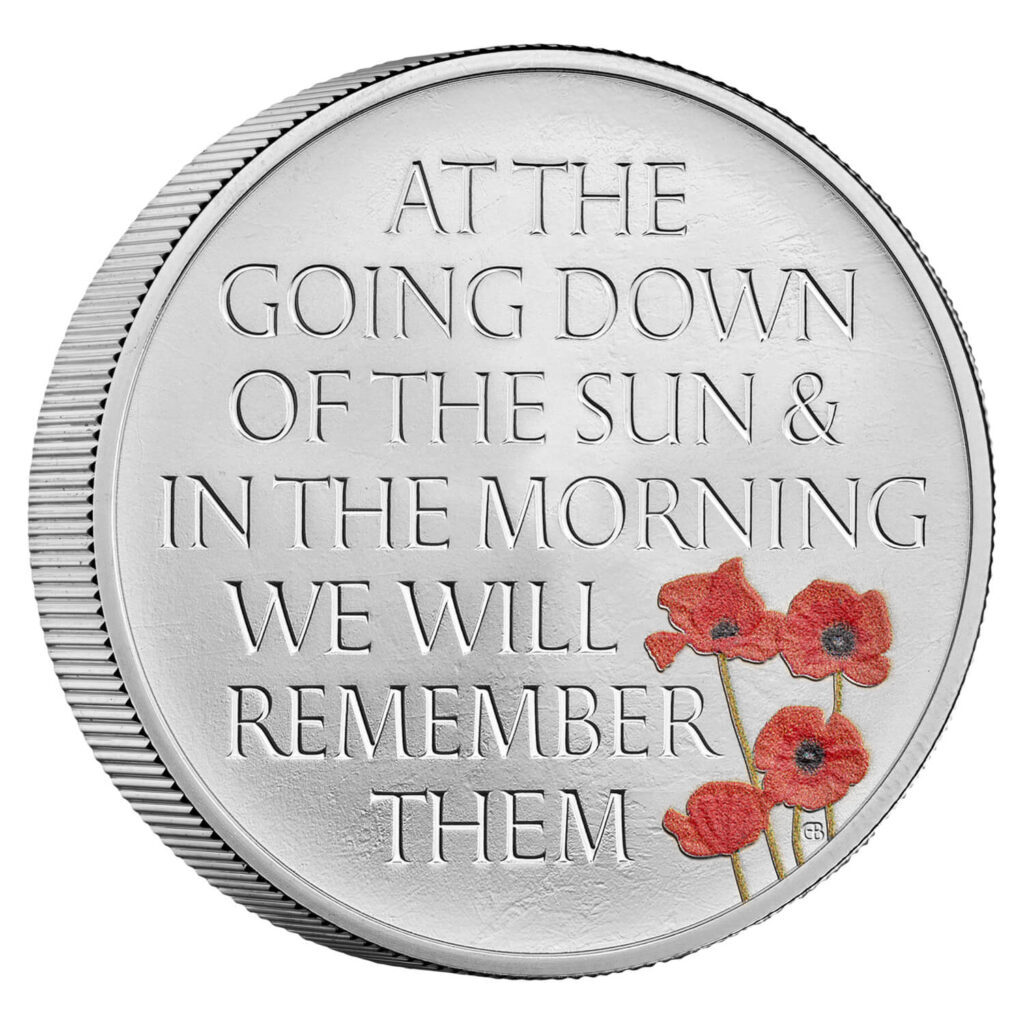 Remembrance Day Coins