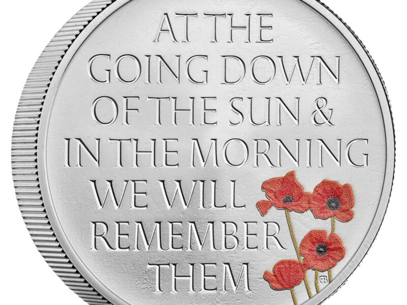 2021 Remembrance Day Coins