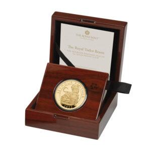The Royal Tudor Beasts UK 1oz Gold Proof Ten-Coin Series