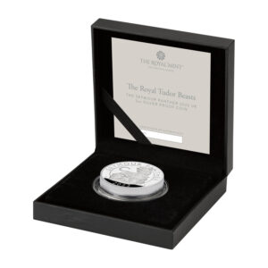 The Seymour Panther 2022 UK 2oz Silver Proof Coin
