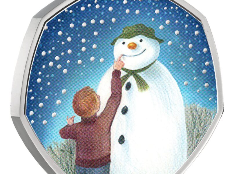 The Snowman 50p