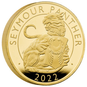 The Seymour Panther Gold Coin
